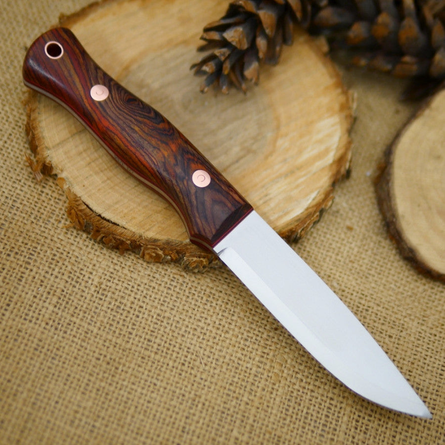 Explorer: Cocobolo & Triple Liners - Adventure Sworn Bushcraft Co.