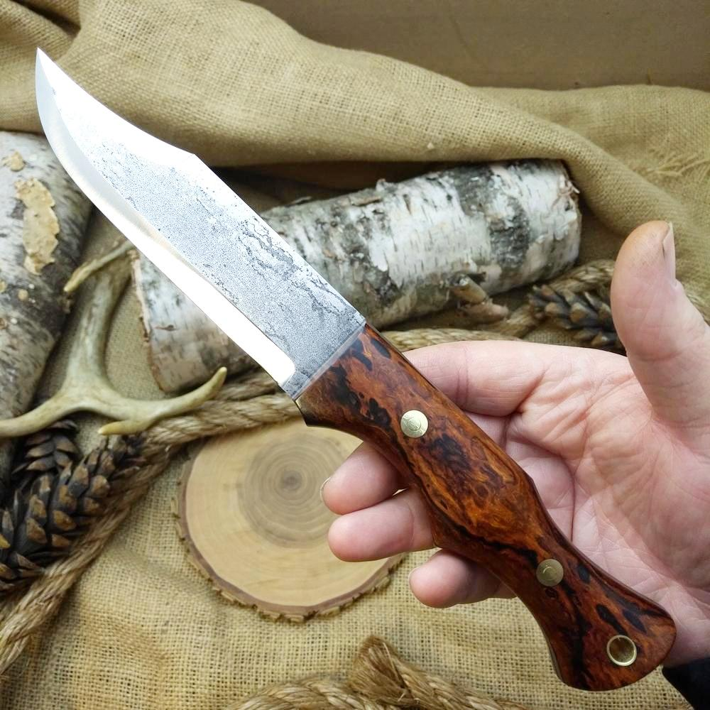 (Sold) Tyler Durivage: Saddle Knife