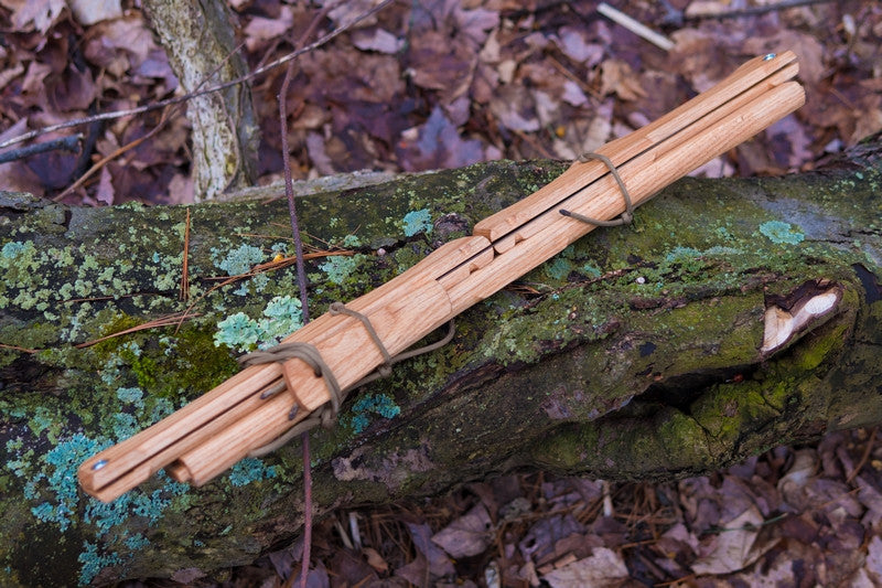 X2 - Custom Bucksaw 1 - Adventure Sworn Bushcraft Co. - 2