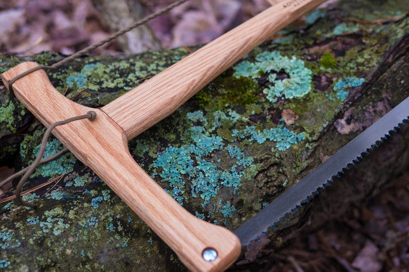 X2 - Custom Bucksaw 1 - Adventure Sworn Bushcraft Co. - 4