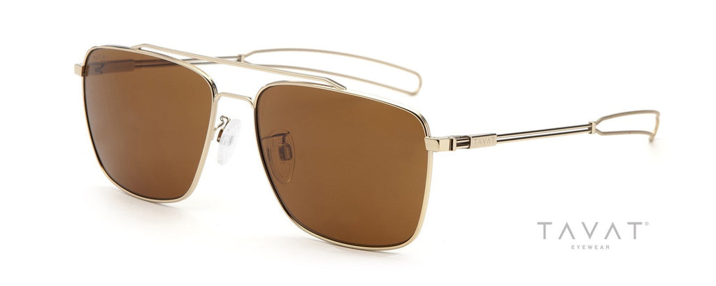 Tavat Wingman II sunglasses from Daas Optique