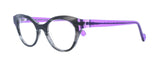 Anne et Valentin D-Fine eyeglasses from Daas Optique