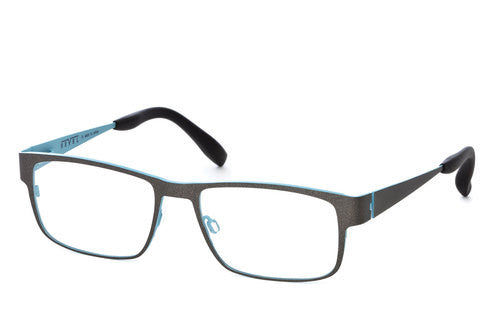 Bevel David eyeglasses from Daas Optique