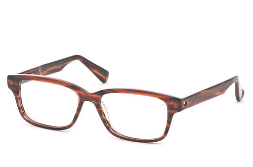 Bevel Gonzo eyeglasses from Daas Optique