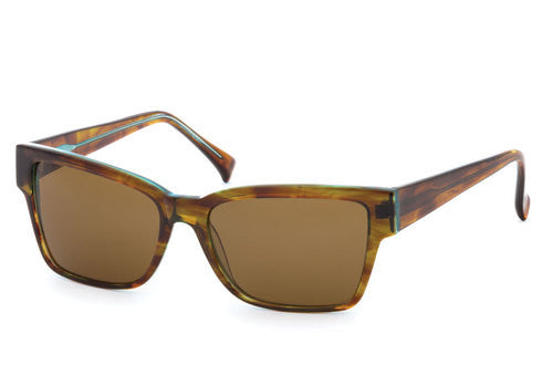 Bevel Sylvia sunglasses from Daas Optique