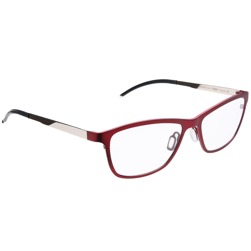 Orgreen Rosemary eyeglasses from Daas Optique