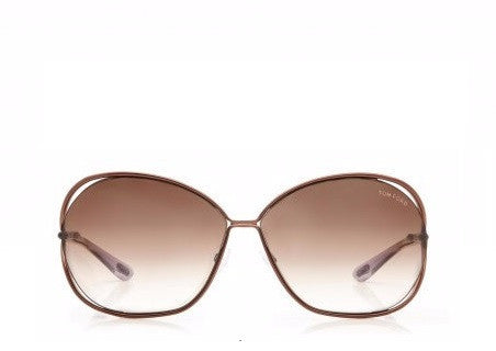 Tom Ford Carla Soft Square FT0157 sunglasses from Daas Optique