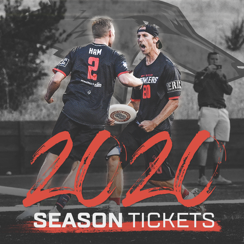 2020 Season Tickets