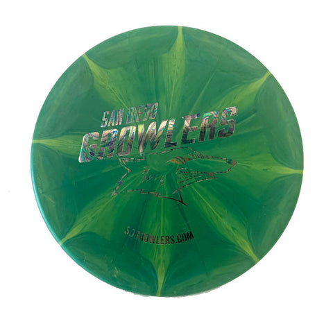 Dynamic Discs Origio Burst Harp - Growler Stamp
