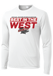 Best in the West - Western Division Championship Long Sleeve Shirts