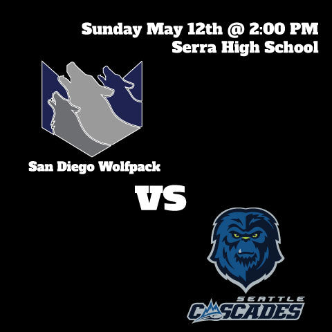 San Diego Wolfpack vs Seattle Cascades