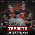 San Diego Growlers 2020 Tryout