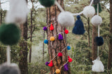 Pompom and Tassel Garlands