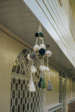 Pompom and Tassel Mobile