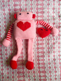 Louie the (Hand Knit) Lovebot