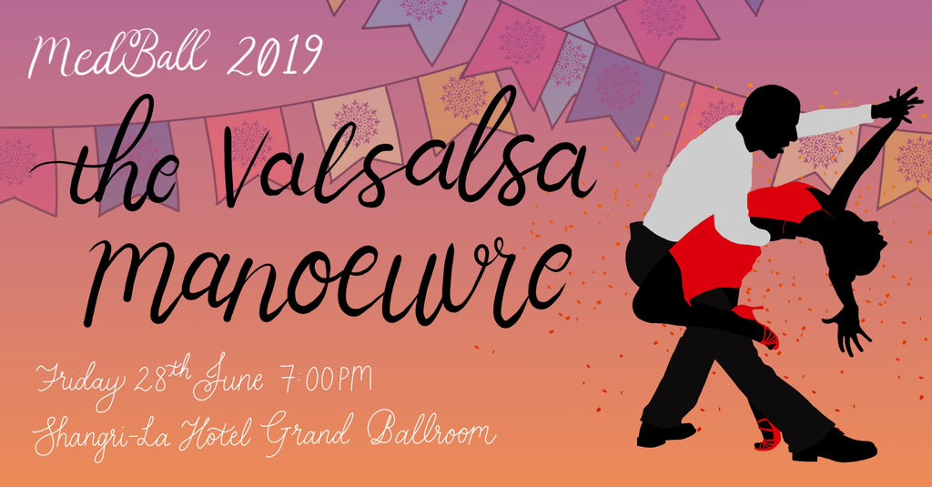 {SOLD OUT] MedBall 2019: The Valsalsa Manoeuvre [RELEASE 1]