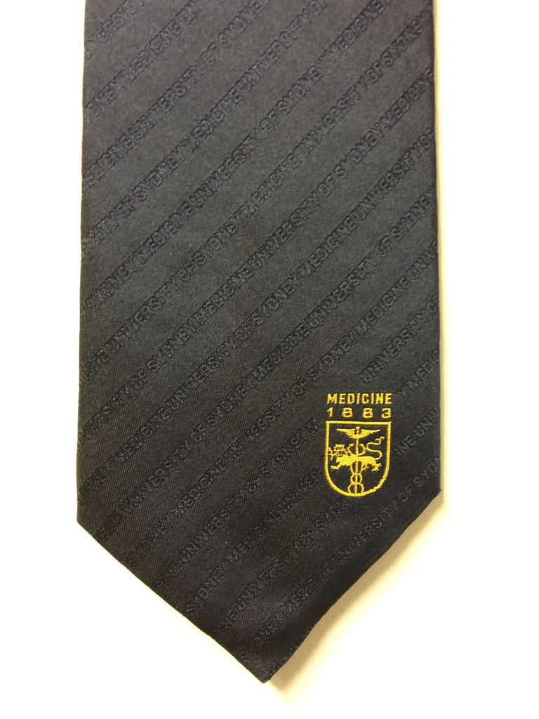 Sydney Medicine School Commemorative Tie