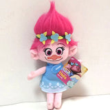2016 newest movie Trolls plush toy - Princess poppy toy