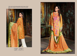 Charizma nation eco vol 2 2016 winter suit - orange