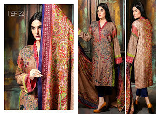 Charizma nation eco vol 2 2016 winter suit -brown