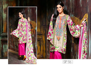 Charizma nation eco vol 2 2016 winter suit - multi pink