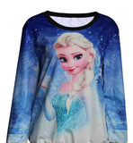 Elsa full sleeves t shirt