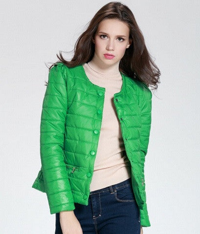 Green Winter Bummer Jacket
