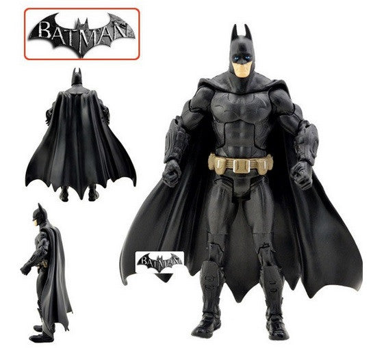"Batman PVC Action Figure Collectible Model Toy 7"" 18CM"