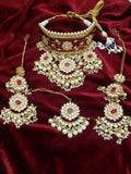 Padmavat  Deepika padukone ghoomar ranisa choker set with earrings and maang tikka