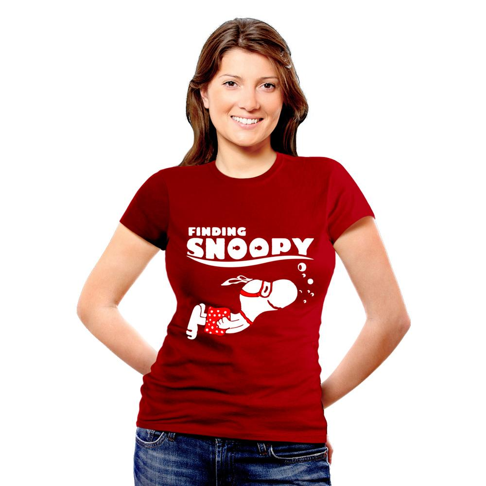 BeCivil Christmas Store : Finding Snoopy TShirt