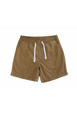 Sprint Cotton Shorts (Cinnamon) By HISTORE