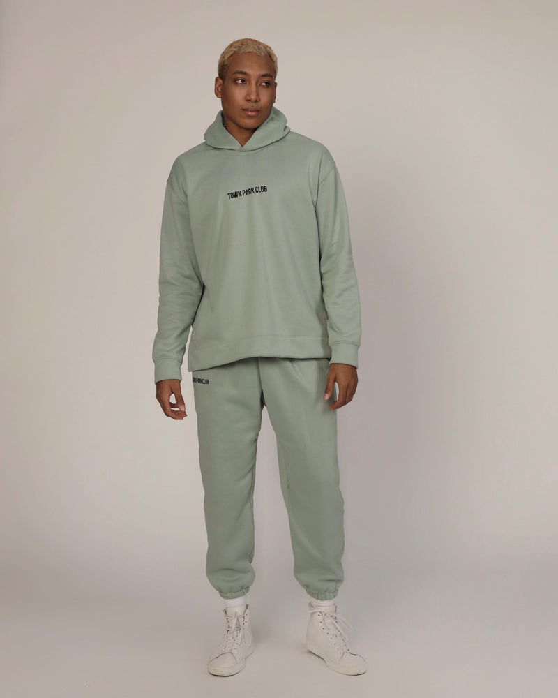 Sweatpants (Mint) by Town Park Club