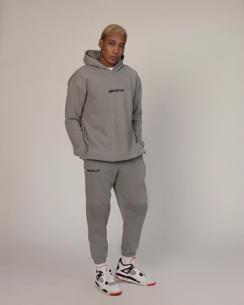 Sweatpants (Heathered Grey) by Town Park Club