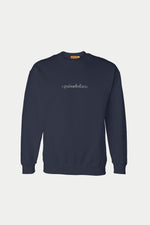DAVID GUISON #guisadofam SWEATER (Navy Blue)
