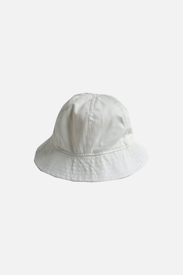 HOVERMEN - 6 panel Twill Bucket Hat (Off White)