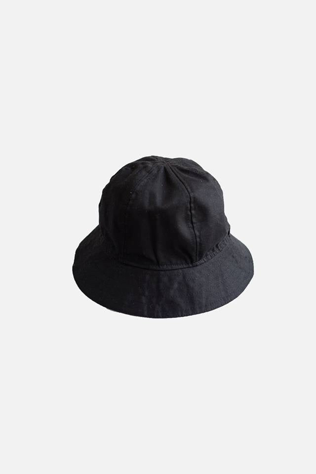 HOVERMEN - 6 panel Twill Bucket Hat (Black) (4490063151181)