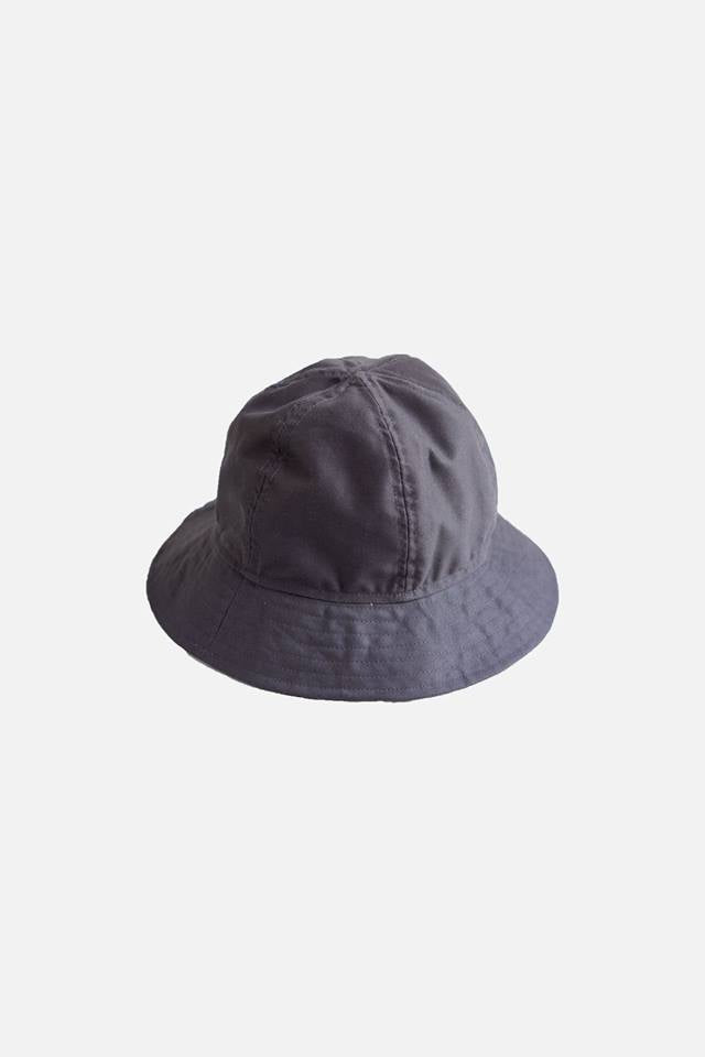 HOVERMEN - 6 panel Twill Bucket Hat (Charcoal)