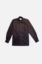 MASON CORDUROY OVERSHIRT (Brown)