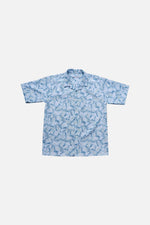 Manolo - Printed Cuban Shirt by HOVERMEN (4482371682381)