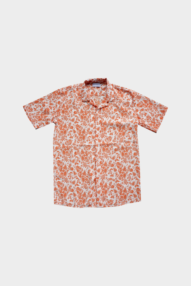 Agapito - Printed Cuban Shirt by HOVERMEN