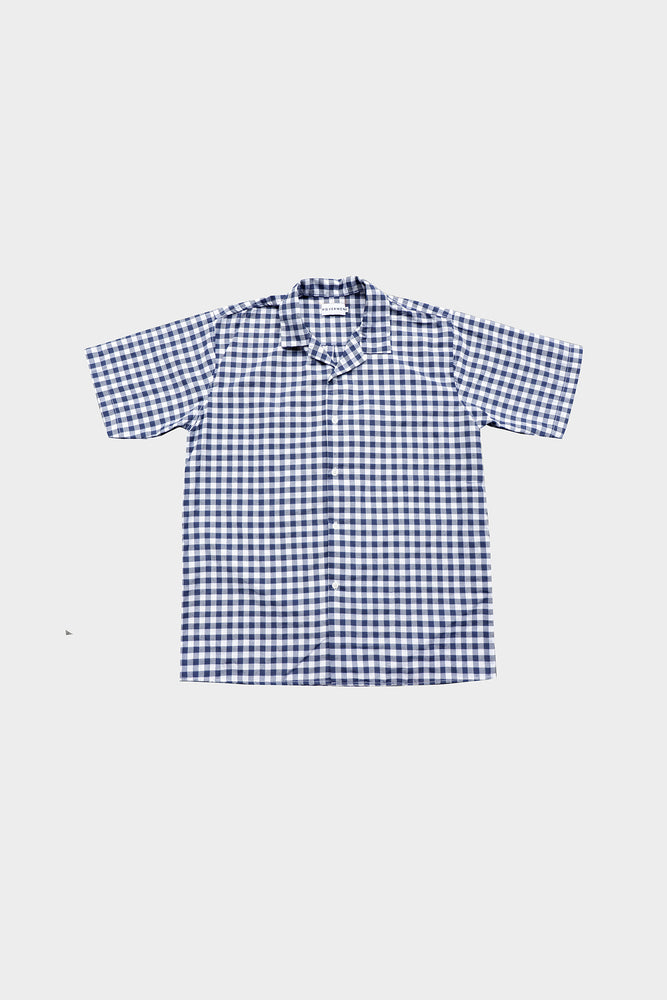 Charito - Printed Cuban Shirt by HOVERMEN (4482416771149)