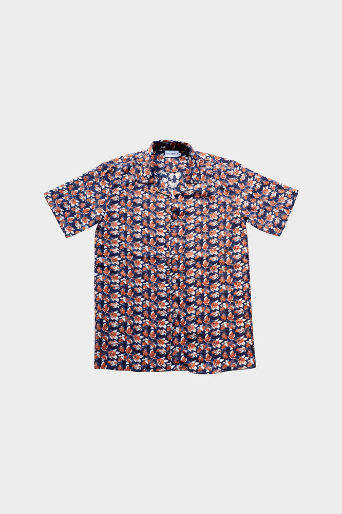 Benito - Printed Cuban Shirt by HOVERMEN
