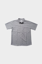 HOVERMEN-  Casual Shirt (Heathered Gray) (4480948666445)