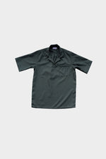 HOVERMEN- Notched Shirt (Heathered Military Green)