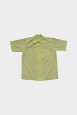 Cotton Cuban Shirt (Blonde) by HOVERMEN (4480783188045)