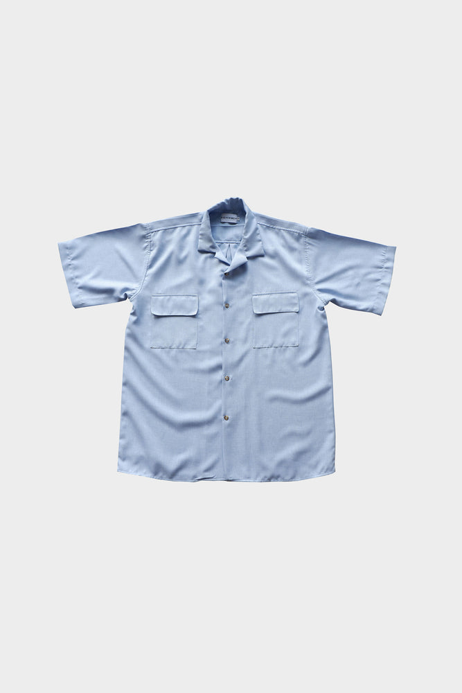 HOVERMEN- Primero Shirt (Light Denim)