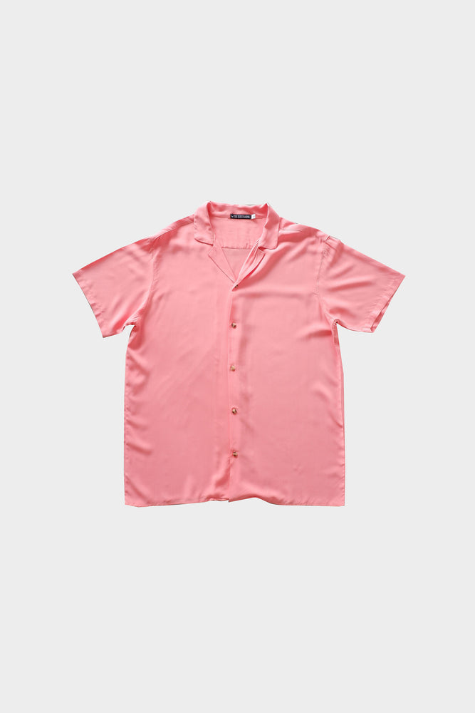 Cubano Shirt (Salmon) by ILUSTRADOS