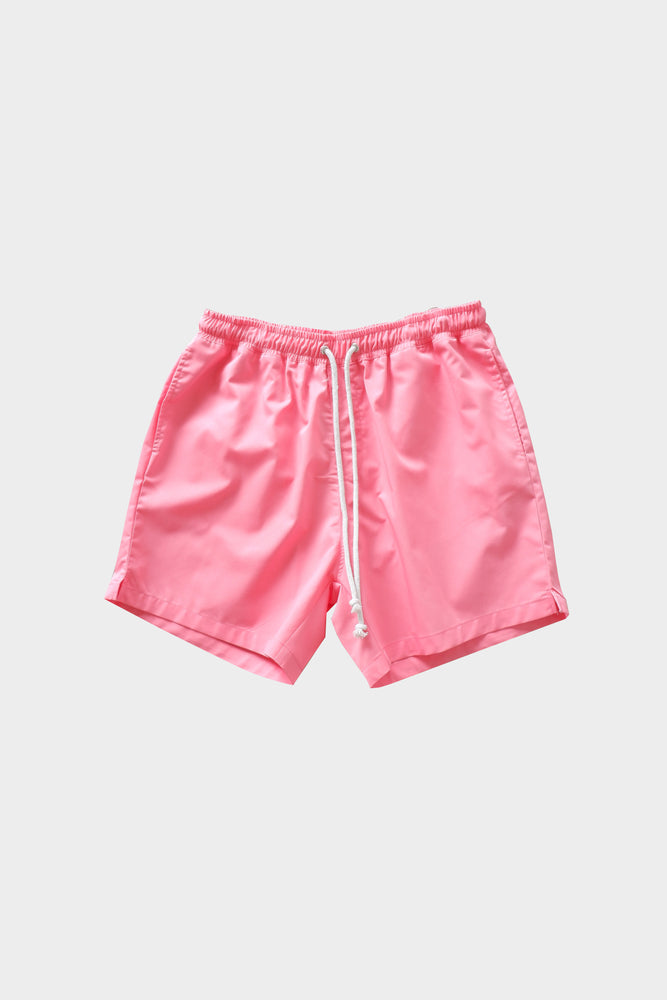 Sprint Cotton Shorts (Pink) by ILUSTRADOS (4175074164813)