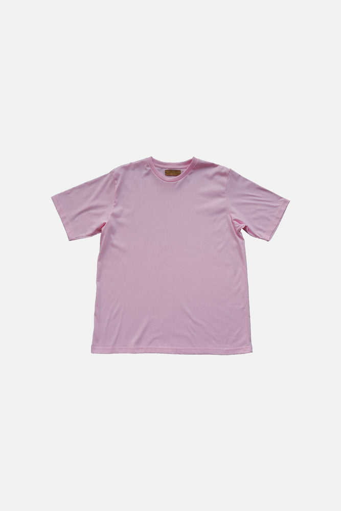 PREMIUM COTTON T-SHIRT (Pink)