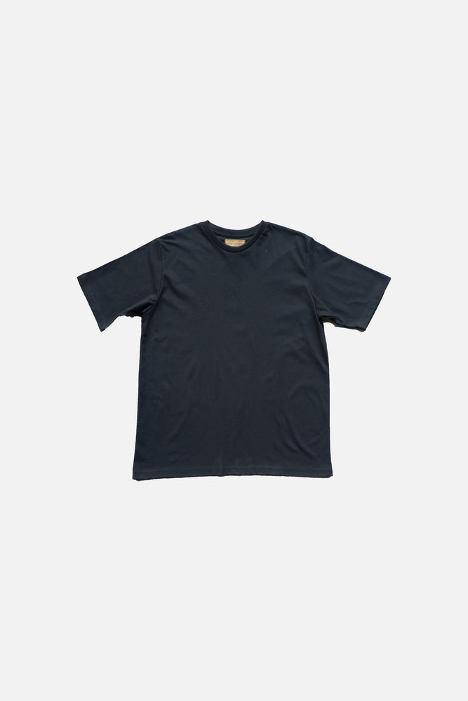 PREMIUM COTTON T-SHIRT (Black)